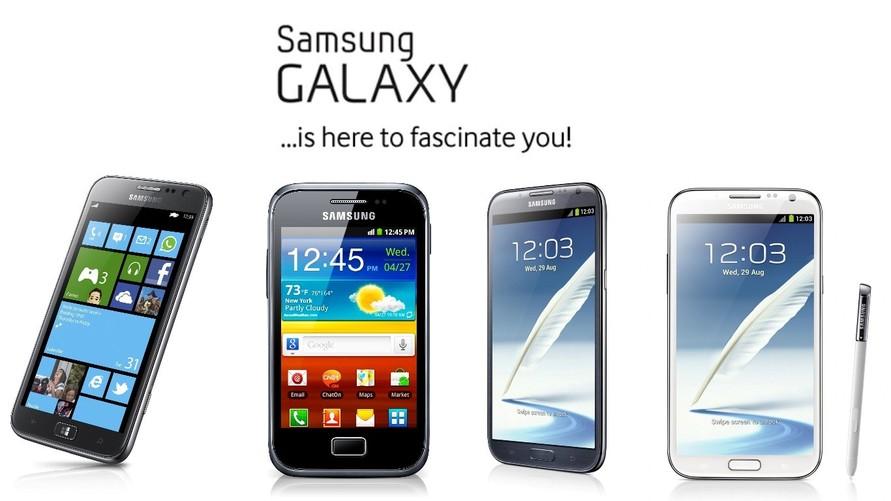 Wiki history of Samsung